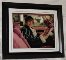 "A913MM MIKE MYERS - ""AUSTIN POWERS"" AUTHENTIC SIGNED"